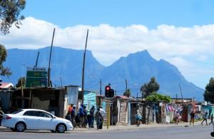 Informal settlement, Gugulethu